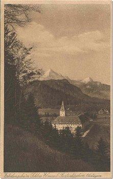 8100 - Garmisch-Partenkirchen - Bildpostkarte