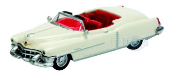 Modellauto:Cadillac Eldorado Cabriolet von 1953, creme(Schuco, 1:87)