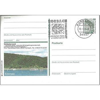 3540 Waldecker Land - Bildpostkarte