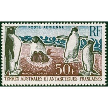 Adeliepinguin - Briefmarke postfrisch, Katalog-Nr. 26, TAAF