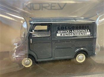Modellauto:Goggomobil TL 250 - Kundendienst - von 1963(Norev, 1:43)