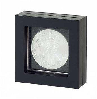 NIMBUS Objektrahmen für eine Münzkapsel, Lindner 4834