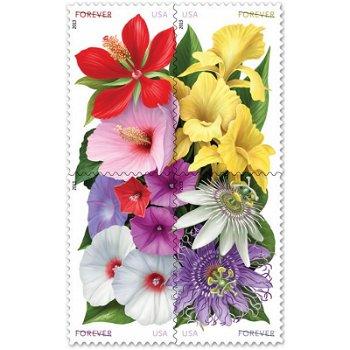 La Florida - 4 Briefmarken im Zusammendruck postfrisch, USA