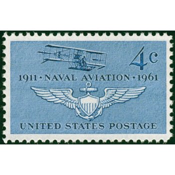 50 Jahre Marineflieger - Briefmarke postfrisch, Katalog-Nr 811, USA