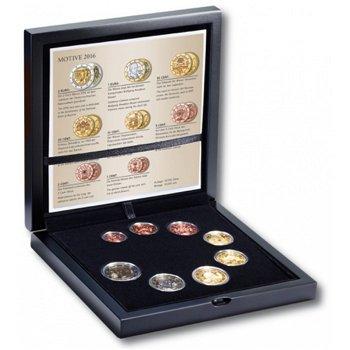 Kursmünzensatz 2016, Österreichische Nationalbank, Polierte Platte, Österreich