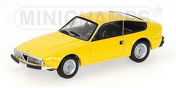 Alfa Romeo 1600 Junior Z von 1972 - Minichamps, 1:43