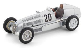 Mercedes-Benz W25 mit # 20- Eifelrennen 1934 -CMC, 1:18