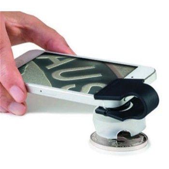 Makrolinse PHONESCOPE für Smartphones, LM 345 620, Leuchtturm