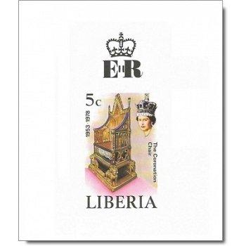 25. Jahrestag der Krönung von Königin Elisabeth II. - 3 Luxusblocks postfrisch, Katalog-Nr. 1068 B-1