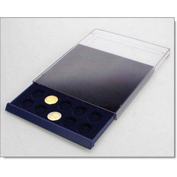 SAFE Münz-Schubladenelement NoVa, für 12 Münzen mit 45 mm, Safe 6345