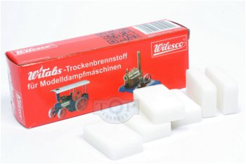 Trockenbrennstoff:WiTabs(Wilesco)