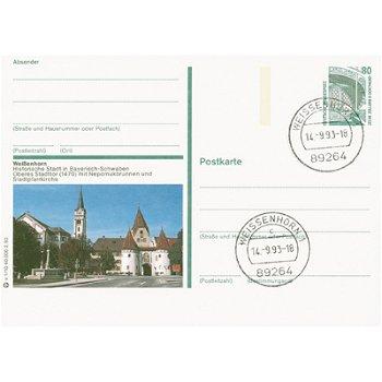 7912 Weißenhorn - Bildpostkarte