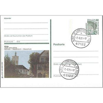 "6701 Altrip - Bildpostkarte ""1625 Jahre Altrip"