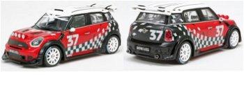 Mini Countryman WRC von 2010(True Scale, 1:43)
