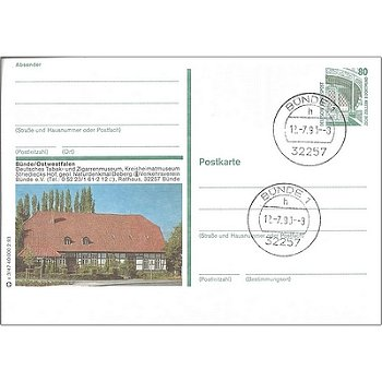 4980 Bünde - Bildpostkarte