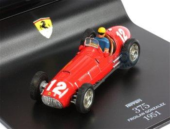 Modellauto:Ferrari 375 - Froilan Gonzalez - 1951(Vitesse, 1:43)