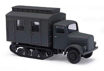 Militaria-Modell:Magirus-Deutz KHD S 3000 Funkkraftwagen(Busch, 1:87)