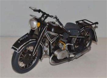 Blechmodell:BMW Motorrad von 1932(33 cm)
