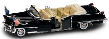 Modellauto:Cadillac - Präsidenten Limousine - von 1956(Lucky Die Cast, 1:24)