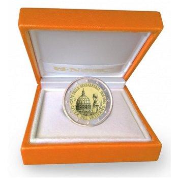 2 Euro-Münze 2016, 200 Jahre Gendarmeriekorps, Polierte Platte, Vatikan