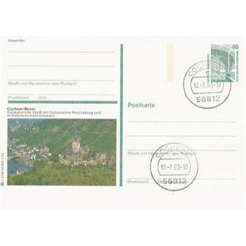 5590 Cochem/Mosel - Bildpostkarte