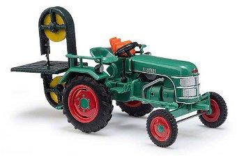 Modell-Traktor:Kramer KL 11 mit Bandsäge(Busch, 1:87)