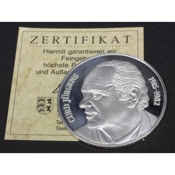 Medal & quot; Curd Jürgens & quot;