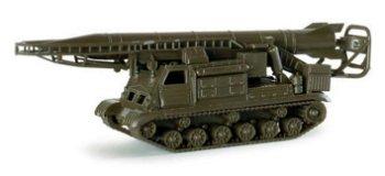 Modell-Panzer:Raketenwerfer SCUD A(Herpa, 1:87)