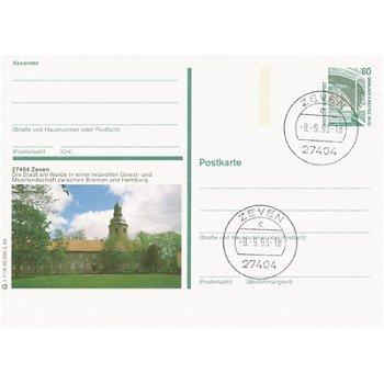2730 Zeven - Bildpostkarte