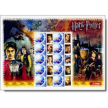 Harry Potter und der Feuerkelch - Briefmarken-Kleinbogen postfrisch, Australien