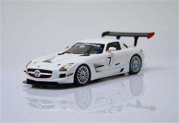 Modellauto:Mercedes-Benz SLS AMG GT3(Schuco, 1:43)