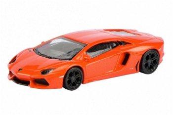 Modellauto:Lamborghini Aventador LP 700-4, orange(Schuco, 1:87)