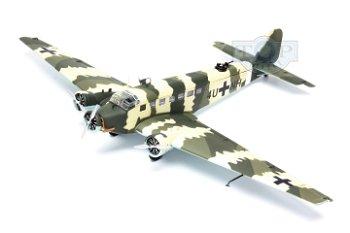 Modell-Flugzeug:Junkers Ju 52(Franklin Mint, 1:48)