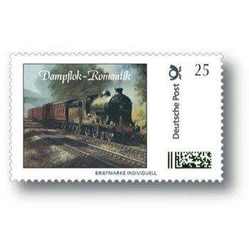 Steam locomotive Romantik´5 - brand individually mint never hinged, Germany