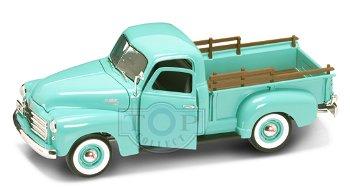 Modellauto:GMC Pick Up von 1950, mint(Yat Ming, 1:18)