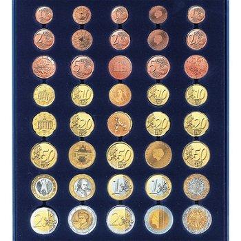SAFE - Münzen-Schubladenelemet NOVA standard, für komplette Euro-Sätze, 6340