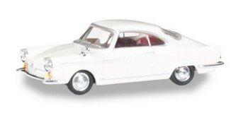 Modellauto:NSU Sport Prinz von 1959, weiß(Herpa, 1:87)