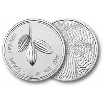 Karl Fazer, 10 Euro Silbermünze, Finnland