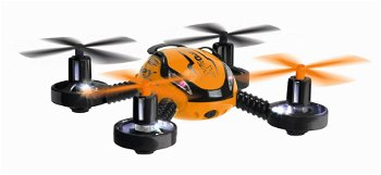 RC-Modell:X4 Quadcopter Spy Sport, orange 2,4 GHz 100 % RTF(Carson RS Sport)