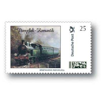 Dampflok-Romantik´7 - Marke Individuell postfrisch, Deutschland