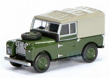 Modellauto:Land Rover 88(Schuco, 1:87)