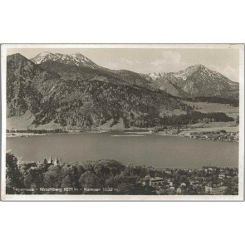 8180 Tegernsee - Bildpostkarte