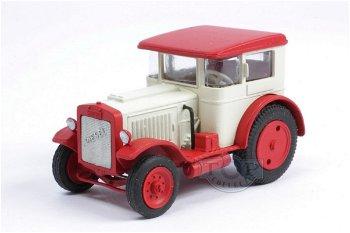 "Modelltraktor:Kaelble Z4 Express ""Schultheiss"" von 1933(Saller, 1:87"