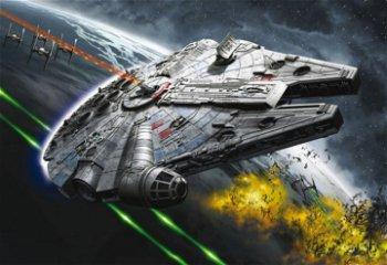 Bausatz:Millennium FalconStar Wars - Episode VII(Revell, 1:164)