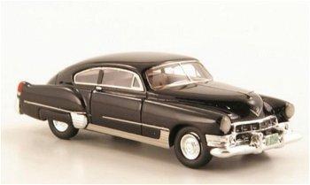 Modellauto:Cadillac Series 62 Club Coupé Sedanette von 1949, schwarz(NEO, 1:87)