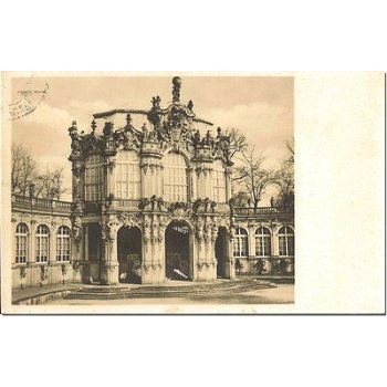 8010 Dresden - Bildpostkarte