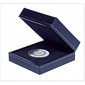 Münz-Etui für 5 Euro Münze Planet Erde, Safe 7915
