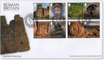Westminter Palast - Ersttagsbrief, Großbritannien