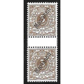 Deutsche Kolonien Marianen - Katalog-Nr. ZS 1 II, postfrisch