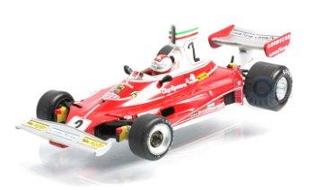 Modellauto:Ferrari 312 T mit # 2- Clay Regazzoni - GP USA 1976(Quartzo, 1:43)